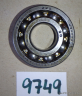 Ložisko (Bearing) 6203/C3 SO TPX 17x40x12 ZKL