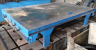 Podstavec pod litinovou desku (Base of iron plate) 2400x1600x500mm
